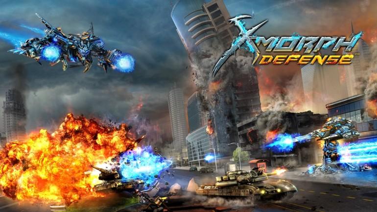 【連載】遊び逃している名作ゲームはありませんか?『X-Morph: Defence(エックスモーフ ディフェンス)』/ゴールデンゲームハンマー第8回