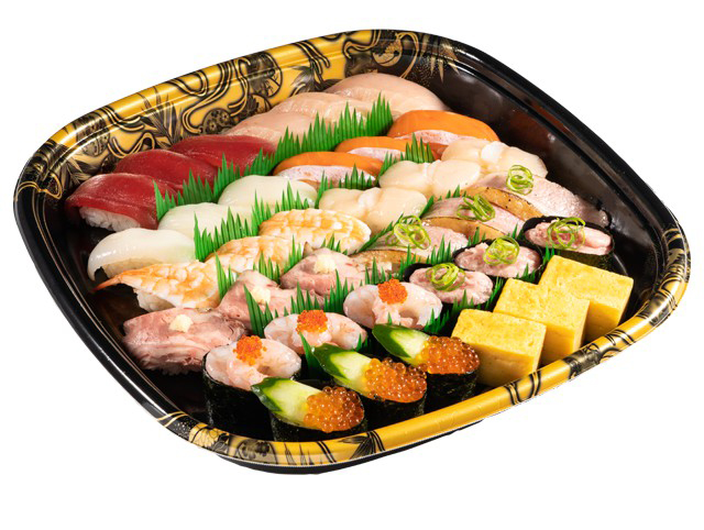 メガ 海鮮 イクラ ちらし 寿司